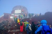 静岡県 富士山頂 剣ヶ峰