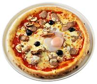 ピザ ビスマルク