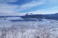 北海道 摩周湖の冬