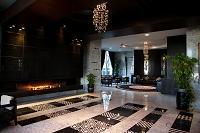 モロッコ ホテルのロビー