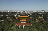 中国 紫禁城と街並み