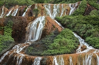 台湾 金瓜石滝