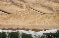 ナミビア ナミブ砂海