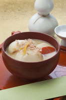 京都風雑煮 日本の正月料理