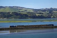 ニュージーランド タイエリ峡谷鉄道