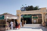 パキスタン カラチ 海浜地区 アブドラ・シャー霊廟