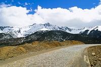 中国の山岳地帯