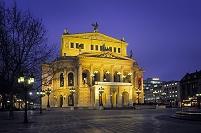 ドイツ フランクフルト オペラハウス