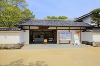 兵庫県 好古園の出入り口