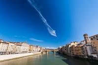 イタリア フィレンツエ ヴェッキオ橋