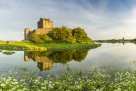 アイルランド デューングラ城