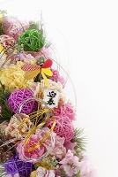 正月の飾り花