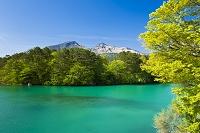 福島県 磐梯山と五色沼