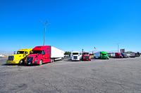 カリフォルニア州 トラックステーション