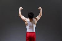 男子体操選手