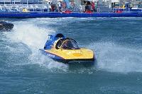 オアフ島 ハワイ フォーミュラクラスのパワーボート