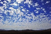 南アフリカ共和国 リフタスフェルトの広大な大地