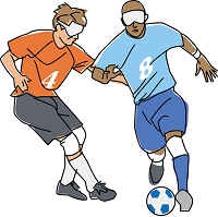 視覚障害者制サッカー