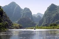 ベトナム 紅河デルタ