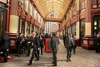 イギリス ロンドン リーデンホール・マーケット
