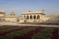 インド アーグラ城塞 貴賓謁見の間