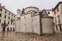 モンテネグロ コトル 旧市街 聖ルカ教会
