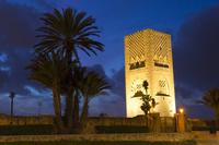 ハッサンの塔 ラバト モロッコ