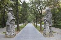 中国 南京 明孝陵