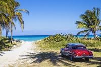 キューバ マタンサス州 車