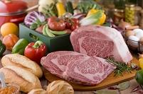 食品集合イメージ