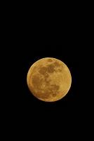 月 スーパームーン