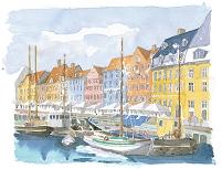 コペンハーゲン Copenhagen