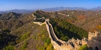 中国 万里の長城