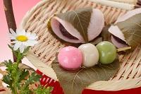 花見団子と桜餅