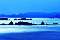 三重県 錦から東紀州遠望