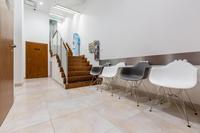 歯科の待合室