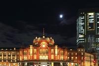 東京都 東京駅ライトアップ