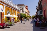 メキシコ トラケパケ 街角