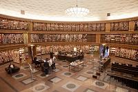 スウェーデン ストックホルム市立図書館