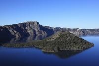 アメリカ オレゴン州 クレーターレイク国立公園