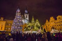 プラハ クリスマスマーケット