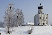 ロシア ボゴリュボヴォ 生神女庇護聖堂