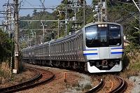 神奈川県 横須賀線 電車