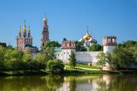ロシア モスクワ ノヴォデヴィチ女子修道院