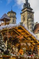 シュトゥツトガルト クリスマスマーケット
