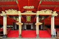 山形県 羽黒山 三神合祭殿