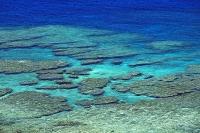 沖縄県 座間味島 ケラマブルーの海