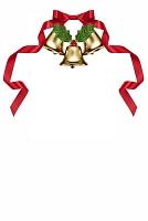クリスマス飾りのベル