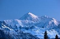 アメリカ合衆国 アラスカ マッキンリー山