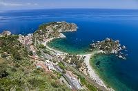 イタリア シチリア島 イゾラ・ベッラ マッツァーロ海岸